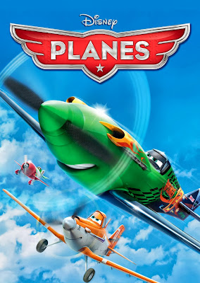 Mousey Movie Review - Planes