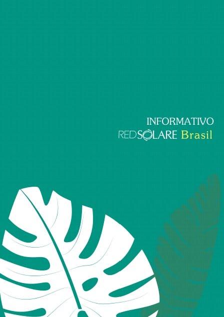 Informativo RedSOLARE Brasil.