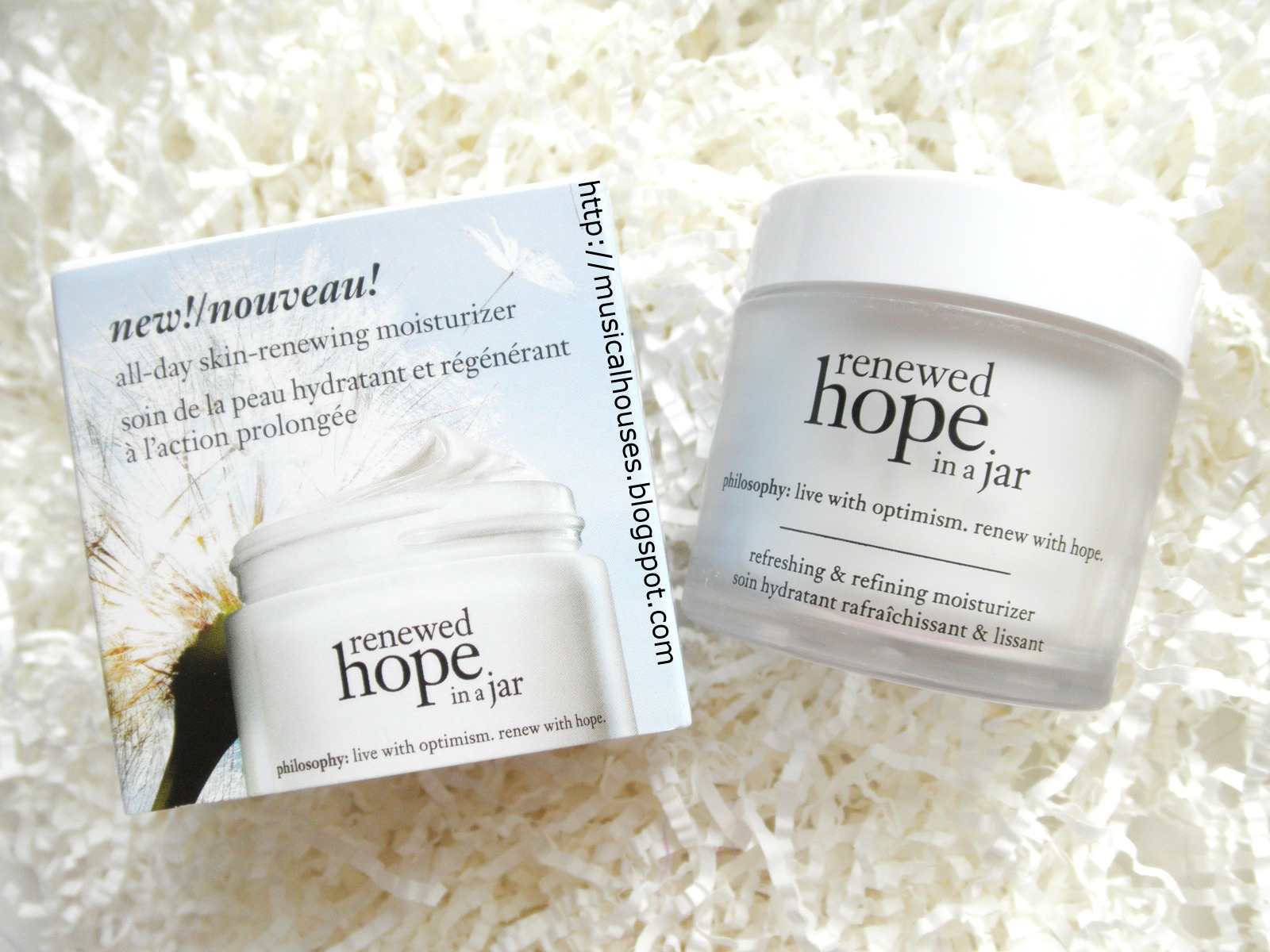 philosophy Renewed Hope in a Jar Moisturiser 60ml instagram的圖片搜尋結果