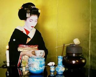 Perjalanan Teh ke Negara Jepang