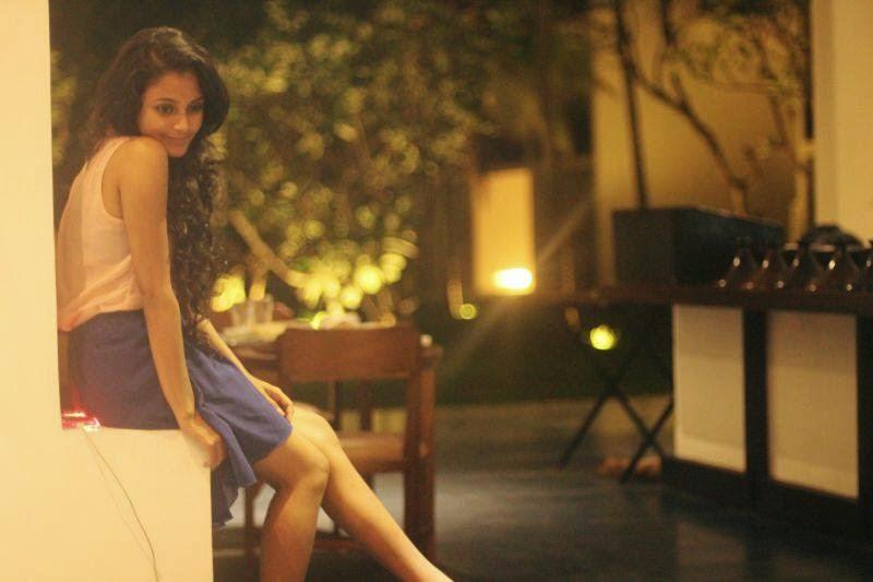 Dinakshie Priyasad at Jetwing Blue