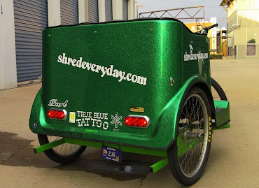 Green Monster Pedicabs