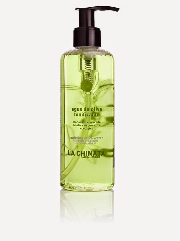 agua de oliva tonificante la chinata