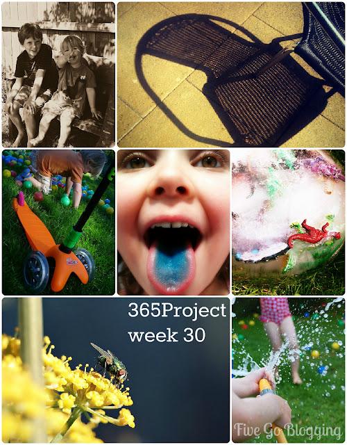 Five Go Blogging 365project week 30