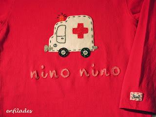 detall samarreta ninonino ambulància-web enfilades.cat