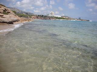 Pure sea water photos -  Vandellòs - l'Hospitalet de l'Infant -Tarragona - Spain