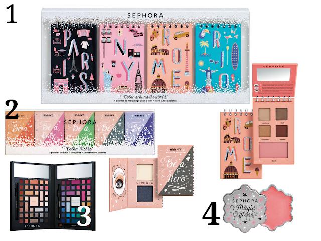 SEPHORA Christmas kolekcija 2015 cene