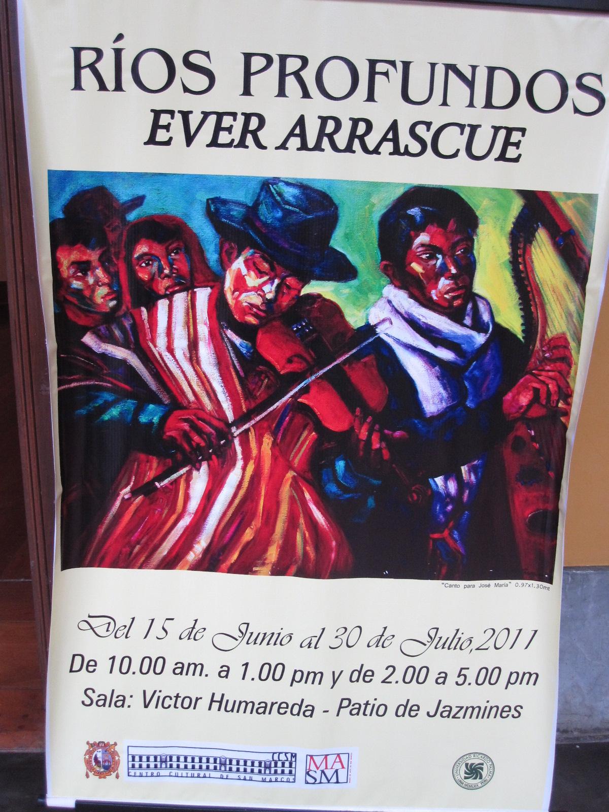 JOSÉ MARÍA ARGUEDAS: 100 Años / Chimbote: \