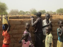 Bricked-in borehole, Marial Bai, NBG State