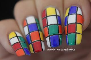 40 Great Nail Art Ideas - Geeks