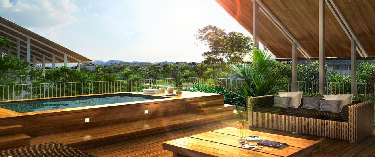 Vasche idromassaggio da esterno for Giardini da esterno