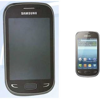 Gambar Samsung Star Deluxe Duos S5292