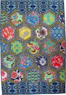 Amy Butler Lark Quilt Kit