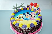 Report 16: Sugar Cartoon Baby Mickey, Minnie Mouse and Pluto (dsc )