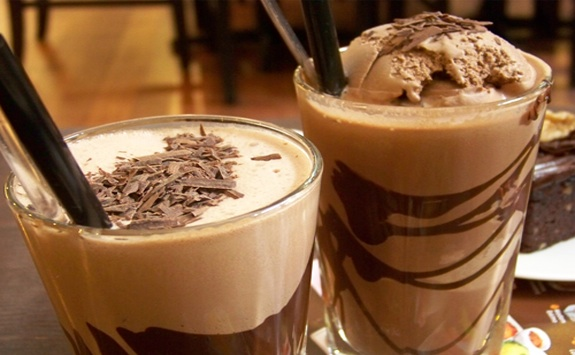 Ice Blended Chocolate ~ Savor the Flavor