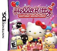 Hello Kitty: Birthday Adventures – NDS