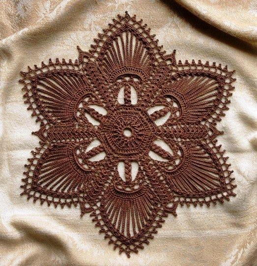 crochet napkins