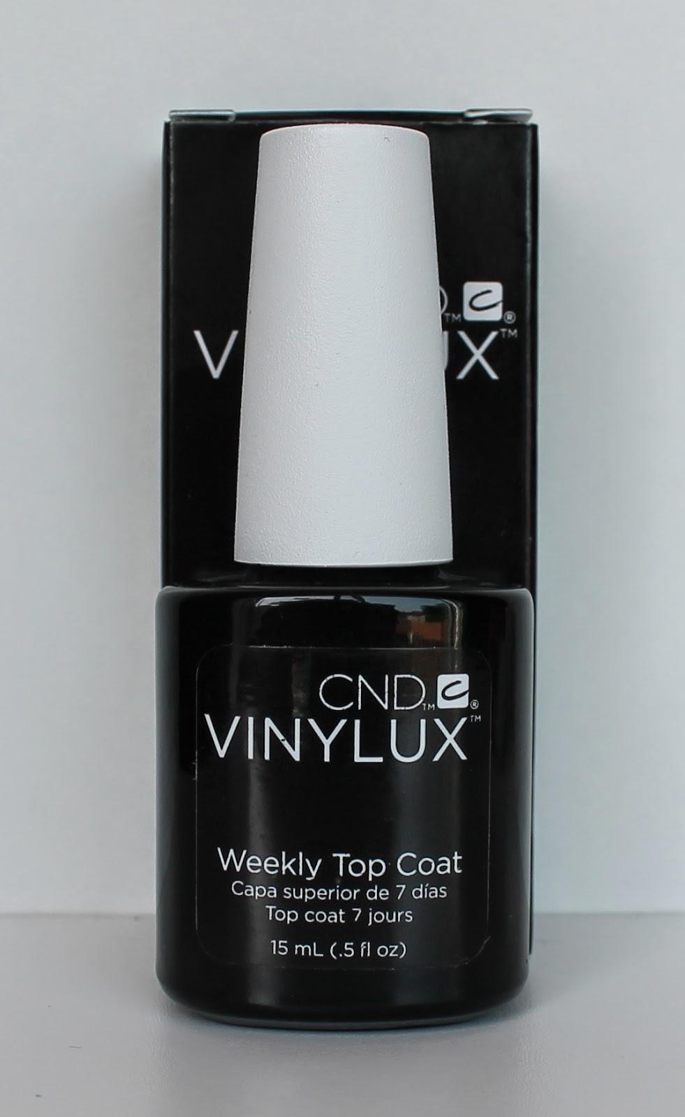 CND Vinylux Topcoat
