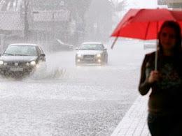 10 provincias y el DN en alerta por disturbio tropical