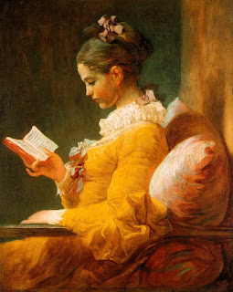 Fragonard: The Reader