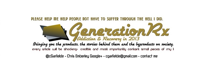 Generation Rx: Addiction, Recovery, Personal Stories, Drugs In The Real World