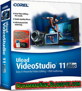 Free PC Software: Ulead Video Studio 11 Plus Full Version