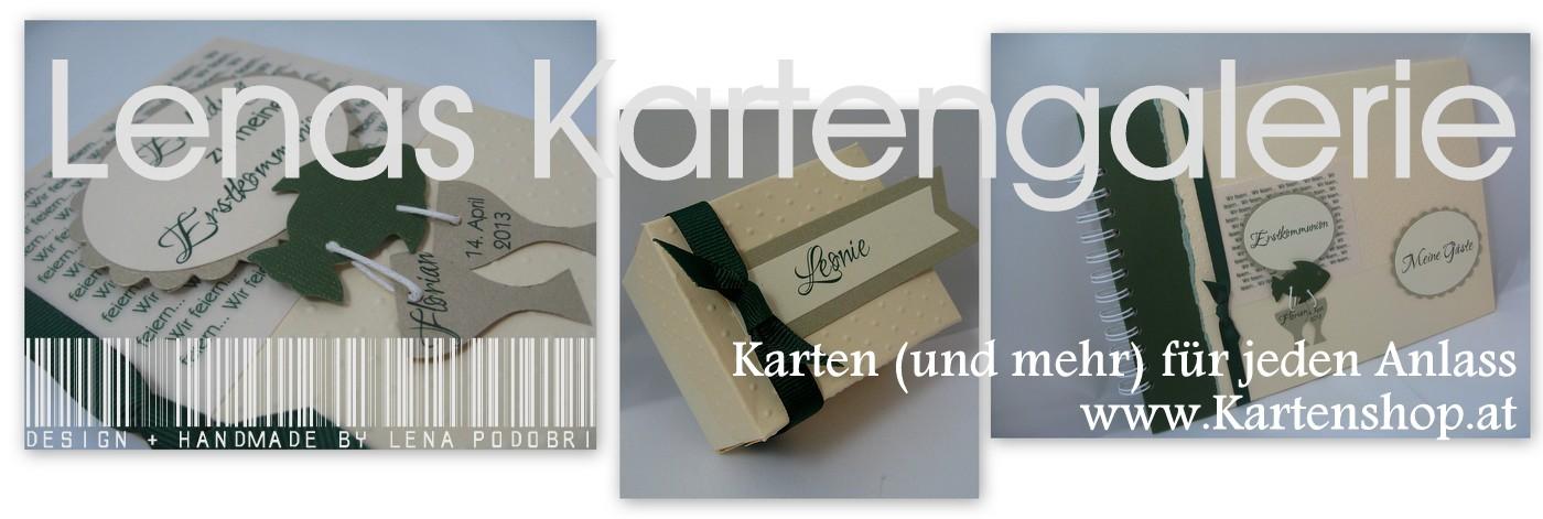 <center>Lenas Kartengalerie</center>