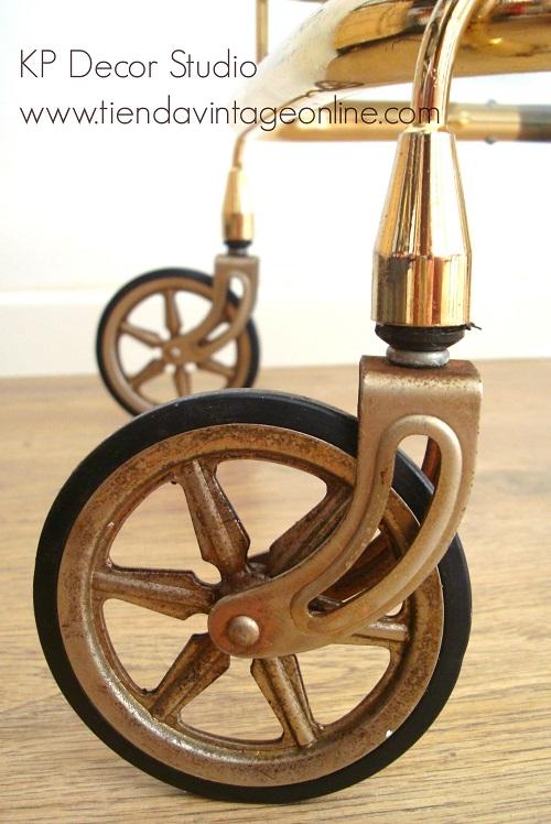 Carritos de bebidas con ruedas
