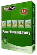 MiniTool Power Data Recovery 6.6 Download Full Version