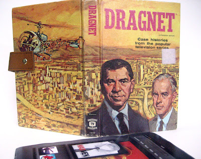 Dragnet book