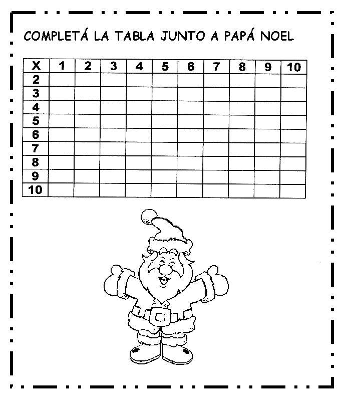 Aula Seño Sory...: Matemáticas navideñas