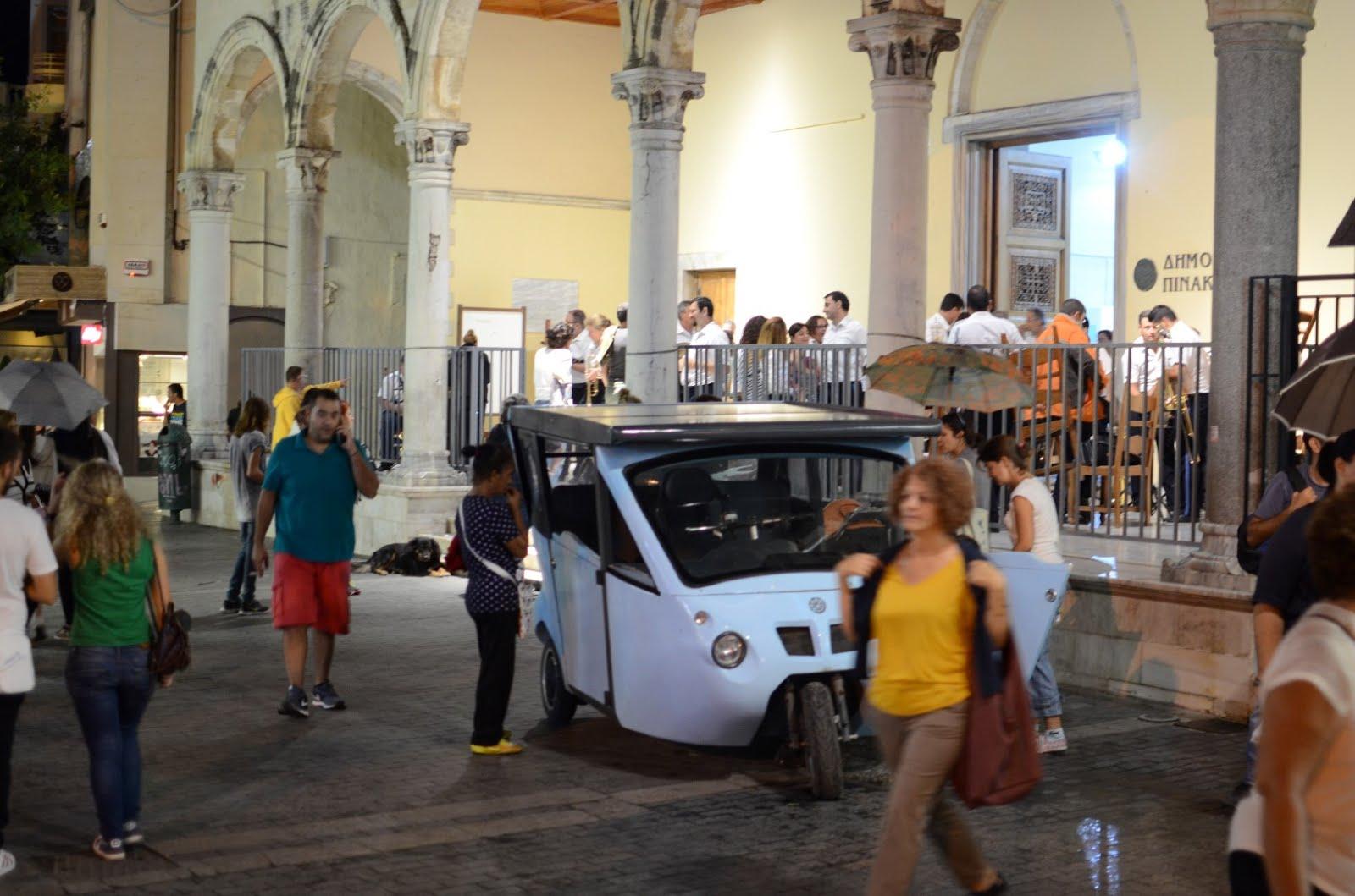 Βγαίνει στην… παραγωγή το ηλιακό αυτοκίνητο της Κρήτης