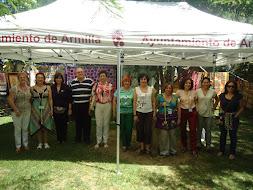III ENCUENTRO EXPOSICIÓN ANUAL DE PATCHWORK DE ARMILLA (GRANADA) 26-Mayo-2012