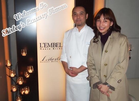 l embellir naoto kishimoto luxury haven