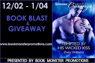 Tempted by His Wicked Kiss Book Blast & Giveaway!
