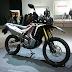 Honda Luncurkan Motor Trail CRF Rally 250 Dengan Warna Baru Silver