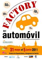 Salón del automóvil de Sevilla 2011, del 31 de mayo al 5 de junio
