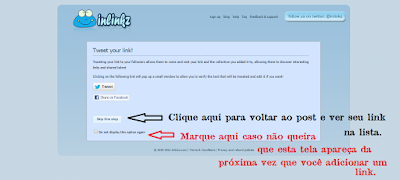 Inlinkz Divulgação Blogs Sites Links