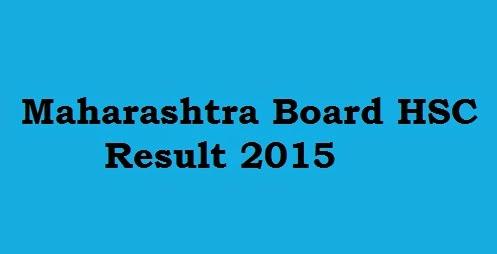 Maharashtra 12th Result 2015