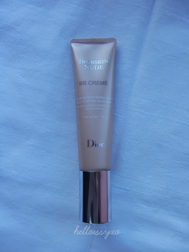 Dior Diorskin Nude BB Creme