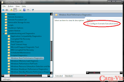 Berbagai Cara Mempercepat Proses Booting Pada Windows 7
