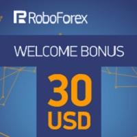 приветственный форекс бонус 30$