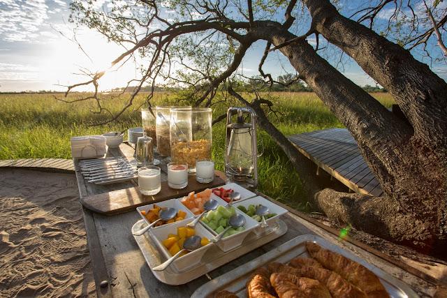 Abu Camp Botswana
