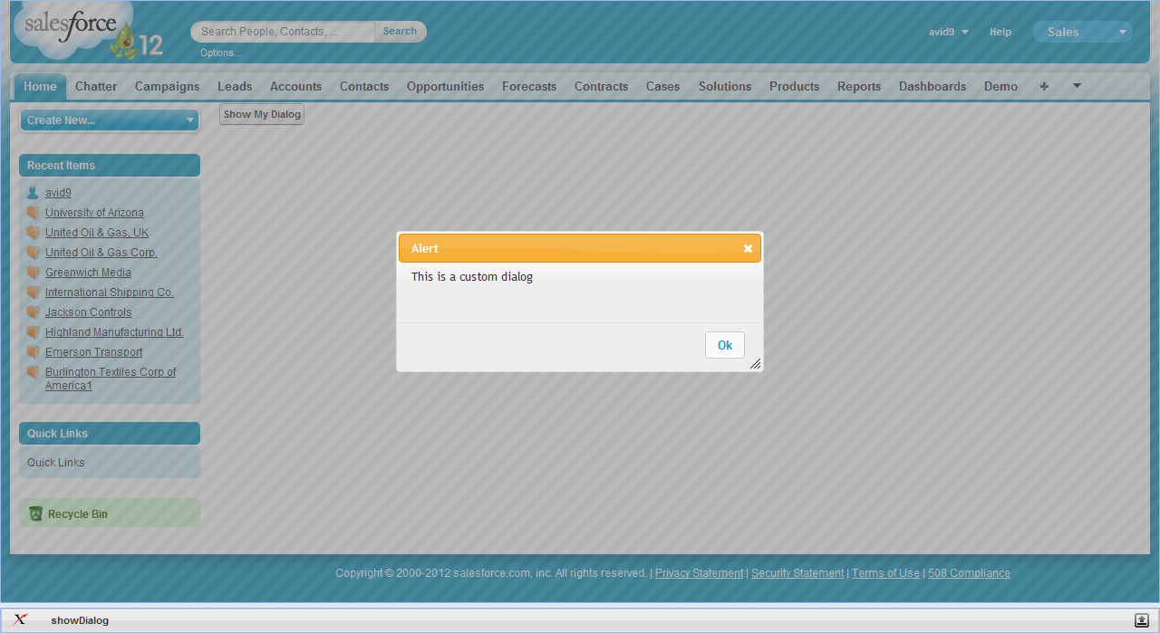 Halogenaylm dialog box jquery modal for Window jquery