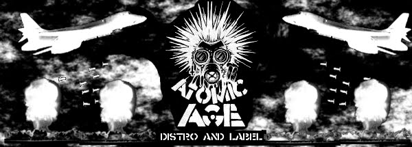 Atomic Age: Label, Distro and Punk Blog