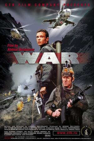 War (Voyna) Poster