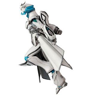Kaiyodo Revoltech Zetman Kouga Amagi figure