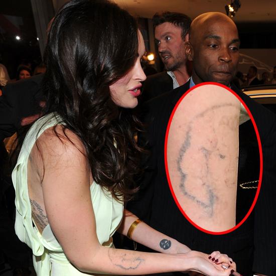 vissid amore megan fox tattoo picture
