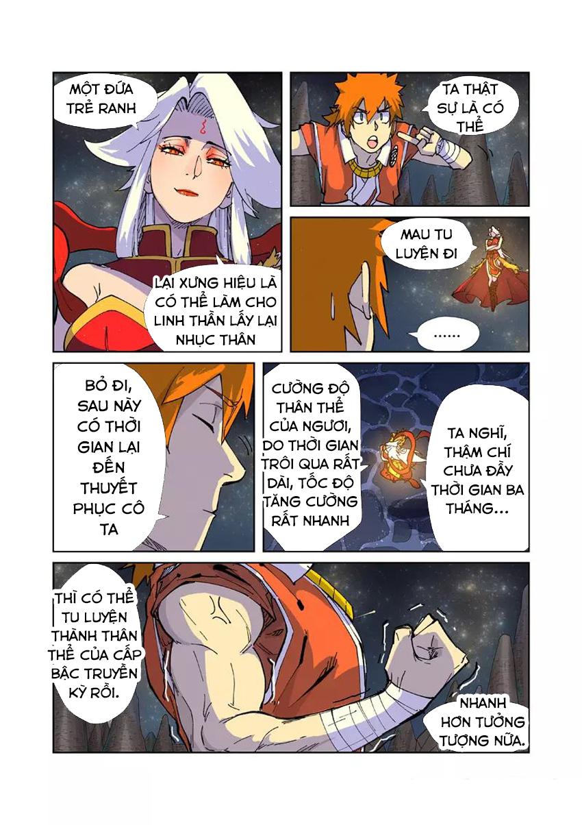 Yêu Thần Ký chap 225 - Trang 16