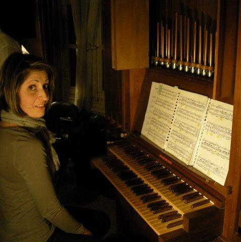 Les professeurs d'orgue